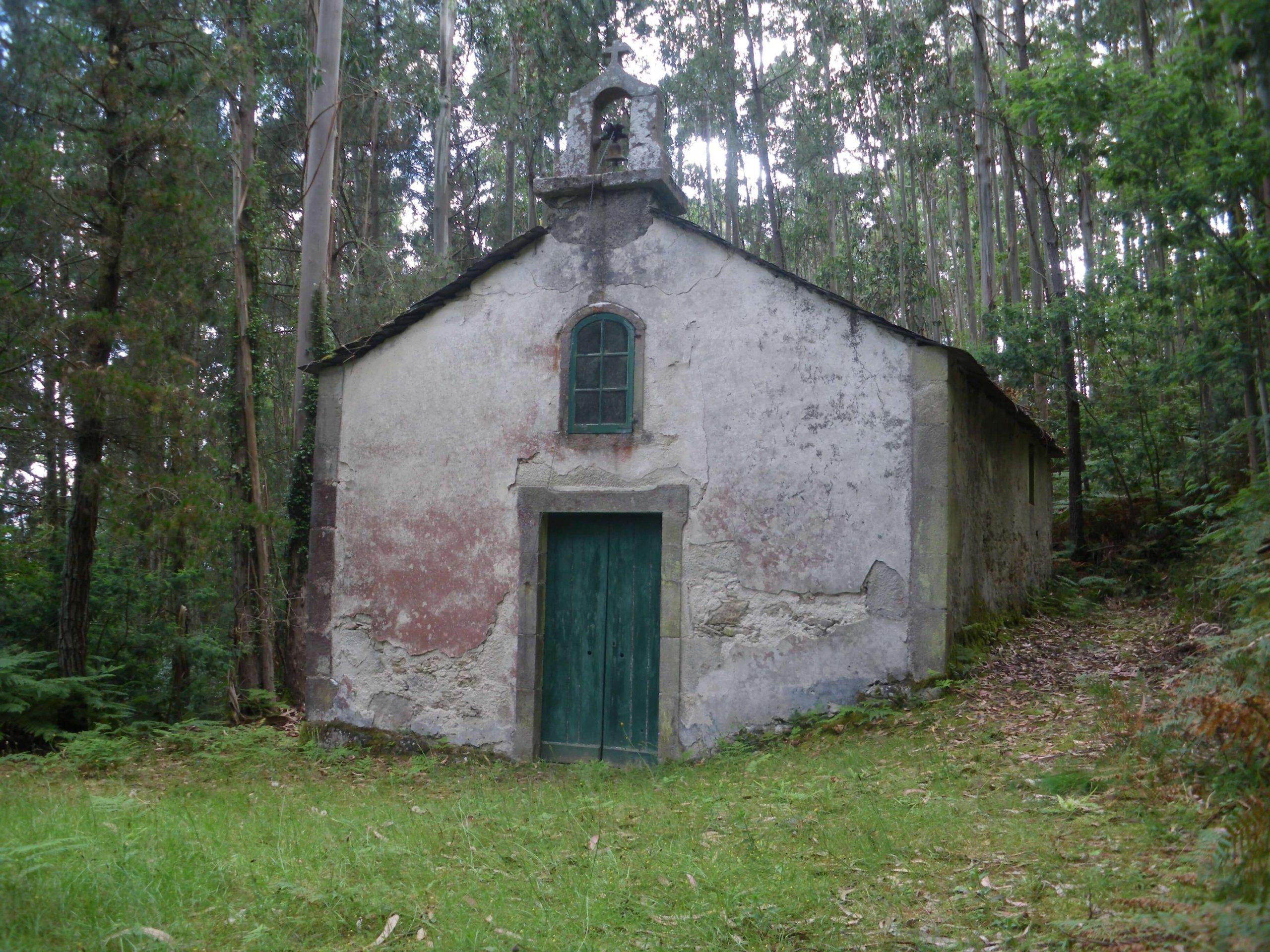 Ermita san xoan Ourol