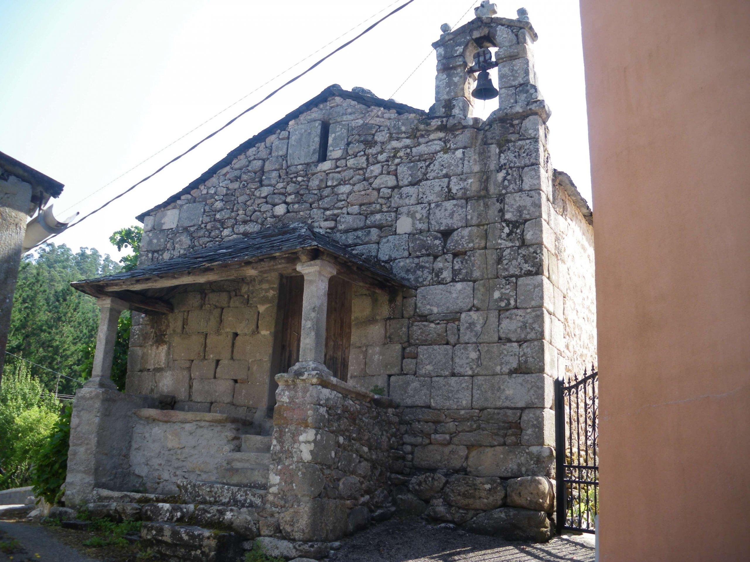 ermita de Caxoto Ourol